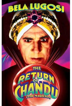 "The Return of Chandu - Large Poster (18"" x 24"")"