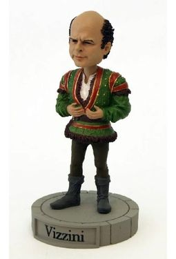 Princess Bride - Vizzini Shakem: Bobble Statue
