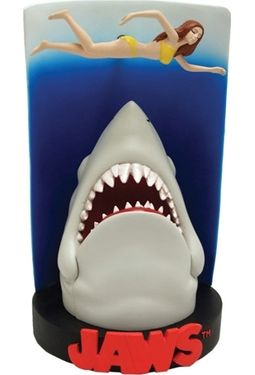 Jaws Swimmer Poster Premium Motion Statue