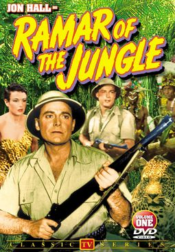 "Ramar of The Jungle, Volume 1 - 11"" x 17"" Poster"