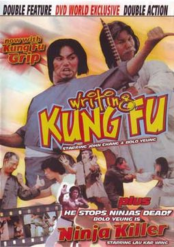Writing Kung Fu / Ninja Killer