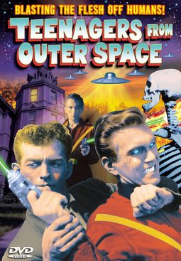 "Teenagers From Outer Space - 11"" x 17"" Poster"