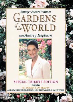 Gardens of The World with Audrey Hepburn (3-DVD)