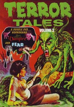 Terror Tales, Volume 3 - Here Comes A Vampire /