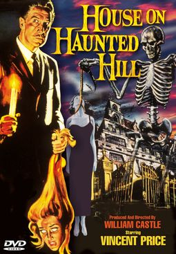 "House On Haunted Hill - 11"" x 17"" Poster"