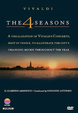 Vivaldi - Four Seasons: A Visualization of