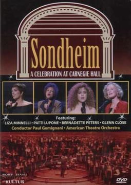 Sondheim - A Celebration At Carnegie Hall