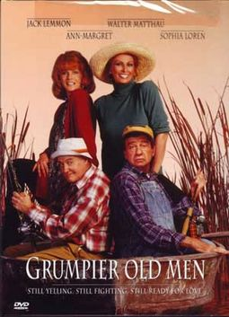 Grumpier Old Men (Full Screen)