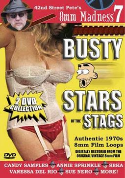 Busty Stars of the Stags: Authentic 1970s 8mm