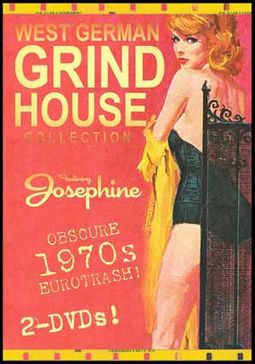 West German Grindhouse Collection: Josephine