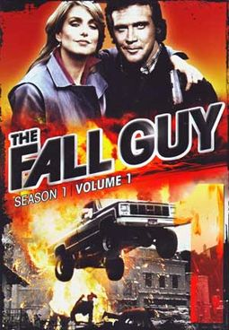 The Fall Guy - Season 1 - Volume 1 (3-DVD)