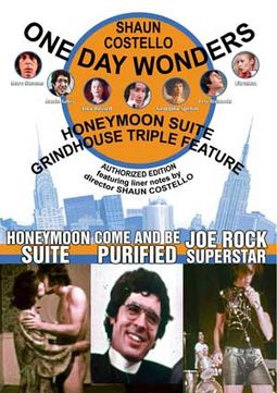 Honeymoon Suite Grindhouse Triple Feature -