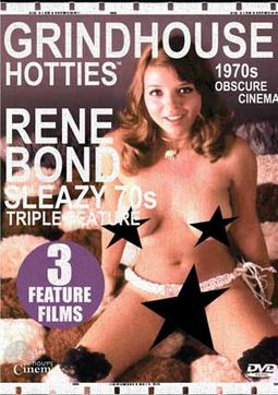 Rene Bond Sleazy 70s Triple Feature (Sounds of
