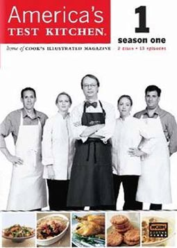 America's Test Kitchen - Season 1 (2-DVD)