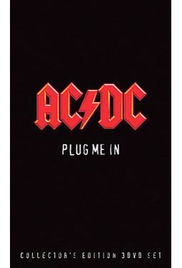 AC/DC - Plug Me In (3-DVD Deluxe Edition)