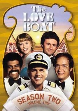 Love Boat - Season 2 - Volume 2 (4-DVD)