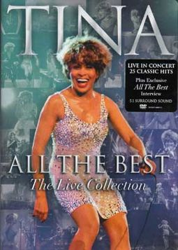 All The Best: The Live Collection