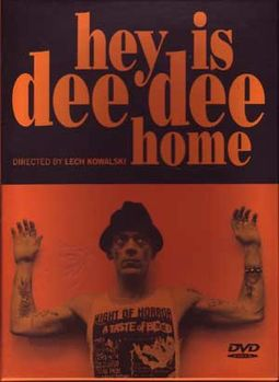 Dee Dee Ramone - Hey Is Dee Dee Home