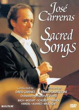 Jose Carreras - Sacred Songs