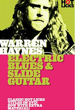 Warren Haynes - Electric Blues & Slide Guitar