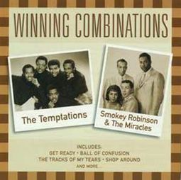 Winning Combinations: The Temptations & Smokey
