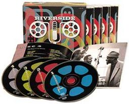 Riverside: The Riverside Records Story (4-CD Box
