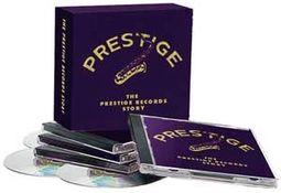Prestige: The Prestige Records Story (4-CD Box