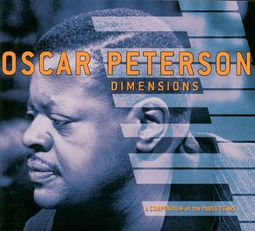 Dimensions: A Compendium of The Pablo Years (4-CD