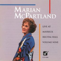 Live at Maybeck Recital Hall, Volume 9