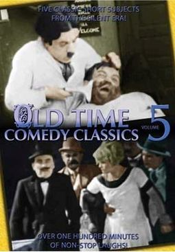 Old Time Comedy Classics, Volume 5 (The Bell Hop