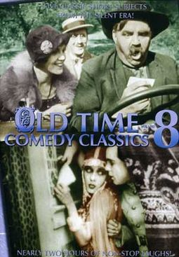 Old Time Comedy Classics, Volume 8 (The Plumber /