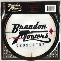 "Crossfire / On The Floor (2.0) (10"" Picture Disc)"