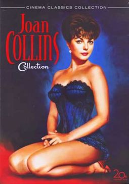 Joan Collins Superstar Collection (5-DVD)