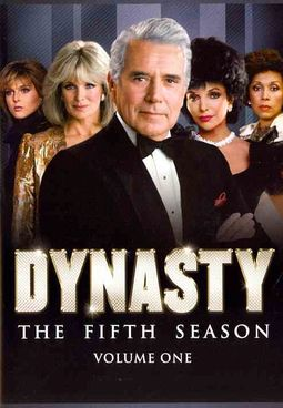 Dynasty - Season 5 - Volume 1 (4-DVD)