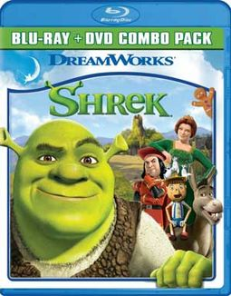 Shrek (Blu-ray + DVD)