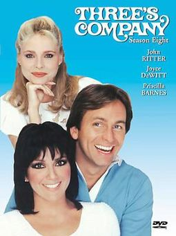 Three's Company - Season 8: Final Season (4-DVD)