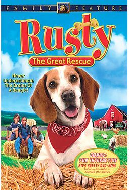 Rusty: The Great Rescue (Bonus Safety-DVD)