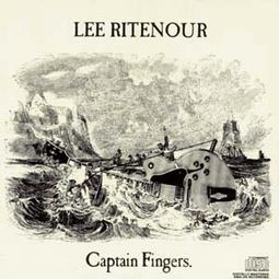 Lee Ritenour Captain Fingers Cd 2008 Sbme Special
