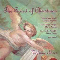 Spirit of Christmas, Volume 3 [BMG]