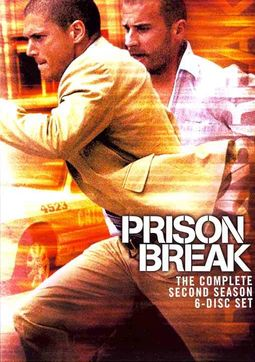 Prison Break - Season 2 (6-DVD)