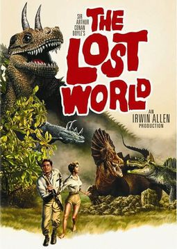 The Lost World (Includes 1960 and 1925 Versions)