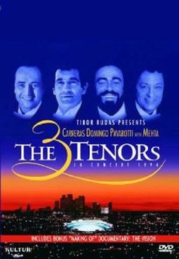 The Three Tenors - In Concert 1994