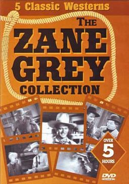 Zane Grey Collection (The Fighting Caravans / The