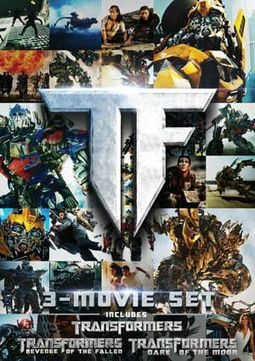 Transformers Trilogy (3-DVD)
