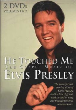 He Touched Me: The Gospel Music of (2-DVD)