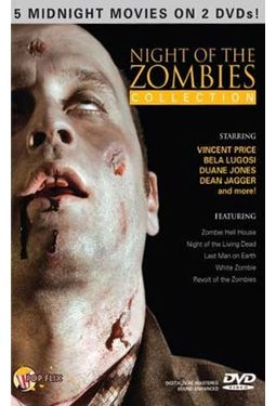 Night of the Zombies Collection (Zombie Hell
