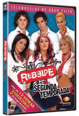 Rebelde - Season 2 (3-DVD) (Spanish, Subtitled in
