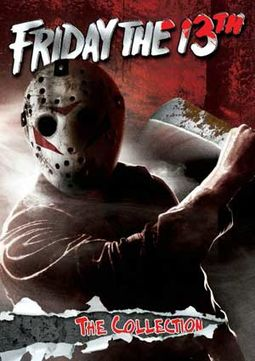 Friday the 13th: The Ultimate Collection (8-DVD)