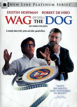 wag the dog movie review film studies essay Custom film wag the dog essay writing - in wag the dog, many techniques are used to construct meaning to the film wag the dog movie review & film summary.