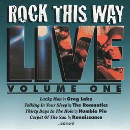 Rock This Way Volume 1 Cd 2005 Bmg Special Product
